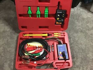 Power Probe Ect2000 Usa Made diagnose Open And Short Circuits Detector 12 Vdc