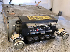Ford 1975 1976 Thunderbird Am Fm Fomoco Town Country Signal Seek Stereo Radio