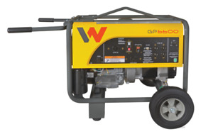 6600 Watt Generator Wacker Neuson Gp6600 In Stock