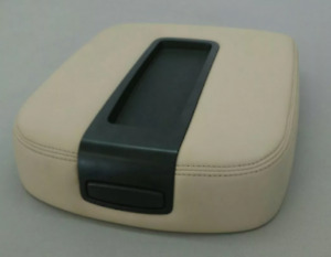 2007 2014 Gmc Yukon Denali Chevy Tahoe Tan Center Console Lid Replacement Cover