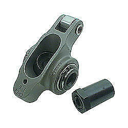 Crower 73641 1 Rocker Arm Fits Small Block Chevy With Full Roller Stainless
