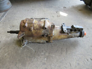 1960s Gm Chevy Saginaw 0 Ring 4 Speed Transmission Cheverolt 3