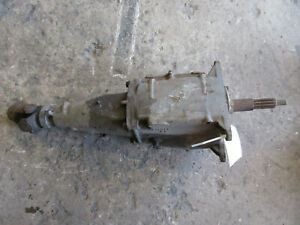 1960s Gm Saginaw 0 Ring 4 Speed Transmission General Motors Chevy 9