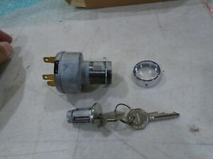 Ignition Switch Kit Chevrolet Truck 1962 1963 1964 1965 1966 Gmc Truck