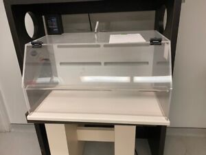 Nuaire Fume Hood Enclosure Boxes By Scientific Vision