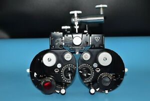 Bausch And Lomb Phoropter Medical Optometry Unit Ophthalmology Machine