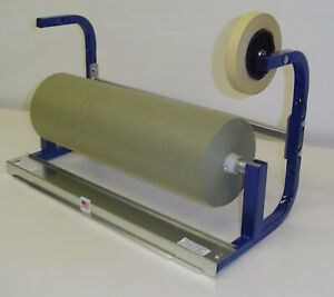 18 Wall Mount Paper Masking Machine Auto Paint Auto Body Made In Usa