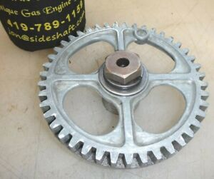 Magneto Gear W Mounting Nut For A Fairbanks Morse 1 1 2hp To 2hp Zd Gas Engine