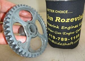 Magneto Gear For A Fairbanks Morse 1 1 2hp To 2hp Zd Gas Engine Nice Original