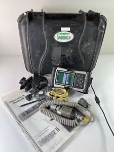 Mcelroy Datalogger 5 Mdl5 0549 Trimble Nomad For Pipe Fusion Machine System