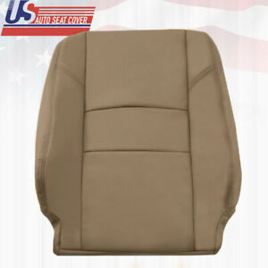 Front Top Seat Cover Tan Fits For 2001 2002 2003 2004 Toyota Tundra Sequoia Lb42