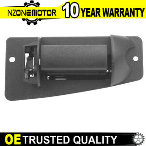 Driver Rear Door Handle For 99 07 Chevy Silverado Gmc Sierra Extended Cab