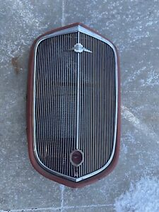 1934 1935 1936 Chevy Car Grille Chevrolet Grill