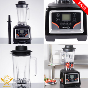 3 1 2 Hp 64 Oz Polycarbonate Commercial Blender Touchpad Control 120v 1 800w