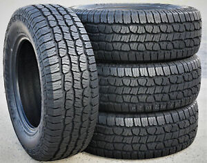4 Fortune Tormenta A t Fsr308 Lt 265 70r17 Load E 10 Ply At All Terrain Tires