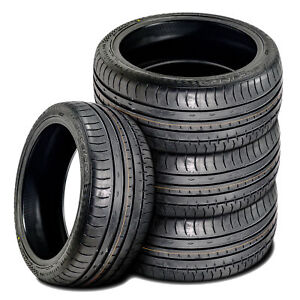 4 New Accelera Phi 225 45zr17 225 45r17 94w Xl A S High Performance Tires