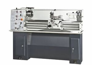 Eisen 1324ghe Precision Bench Lathe With Dro Stand 1 5hp Single phase 220v
