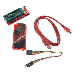 For Pickit3 Kit Programmer With Usb Cable Wires Pic Kit 3 And Icsp Socket Kit Us
