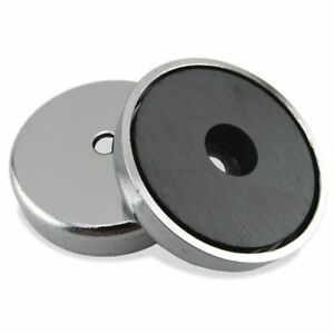 Zoro Select 7217 Round Base Magnet 25 Lb Pull