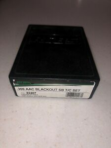 NEW RCBS 300 AAC Blackout SB T C DIE SET 22407 $100.00