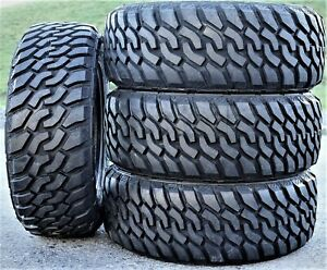 4 Tires Leao Lion Sport Mt Lt 33x12 50r22 Load E 10 Ply M T Mud