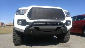 2016 Gen 3 Toyota Tacoma Stream Line Front Bumper By Sos Offroad Concepts