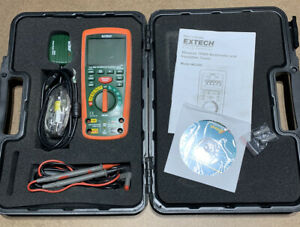 Extech Mg300 13 Function Wireless True Rms Multimeter insulation Tester