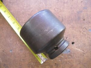 Williams 2 3 4 Impact Socket 1 Drive 7 688 6pt Hex snap on Industrial Brand