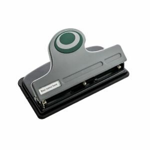 Officemate 2 3 Hole Adjustable Eco punch Neat Easy Paper Puncher Home Office