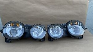 2003 2008 Jaguar S Type Oem Xenon Hid Headlights Assembly Pair Left Right