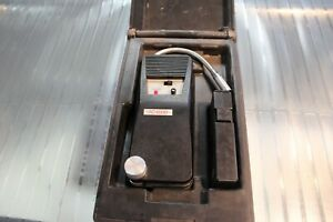 Snap On Ac6500 Vacuum Leak Detector With Case Used Ready To Ship