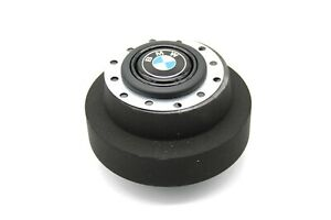 Momo Italy Steering Wheel Hub Boss Kit With Horn Button Fits Bmw 3 E46 98 06