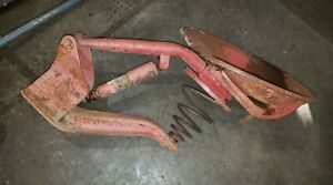 Farmall M Sm Sh H Md Ihc Tractor Easy Rider Seat Flip Over Pan Assembly