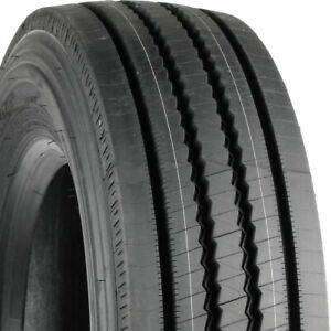 2 New Michelin Xze 245 70r19 5 136l H 16 Ply All Position Commercial Tires