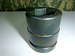 Snap on Tools Imm333 1 drive Metric 33mm 6 point Shallow Impact Socket