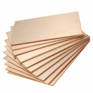 Thickness Single Sided Copper Clad Laminate Pcb Circuit Bakelite Board Acces