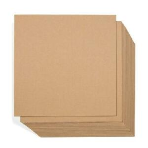 100 Lp Record Mailer Insert Pad Scrapbook Catalog Albums Book 12 25x12 25
