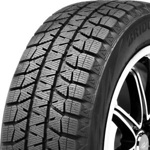 2 New Bridgestone Blizzak Ws80 205 50r17 93h Xl studless Snow Winter Tires