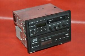 Nos 1987 92 Ford Probe Radio Cassette Cd Player Bronco Town Carf150 Mustang Oem