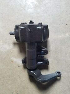 1962 1963 1964 1965 Fairlane Steering Gear Box Ford Updated
