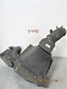 2001 Mitsubishi Montero Sport 3 0l 6 Cylinder Engine Air Cleaner Box Assembly