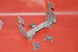 Nos Ford Radio Cassette Cd Player 2 Unit Connecting Mounting Bracket Clip Oem