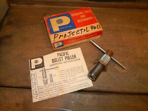 Pacific Bullet puller with #3 collet $19.99