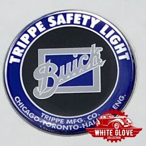 Buick Trippe Light Prestige Badges One Pair 1 5 Inches Adhesive Back