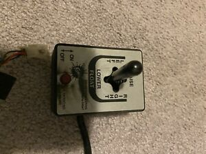 Fisher Western Snow Plow Controller Joystick 6 Pin Great Condition