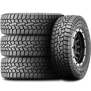 4 New Falken Rubitrek A t P265 70r16 112t At All Terrain Tire