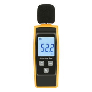 Decibel Meter Digital Sound Level Noise Tester Usb 30 130db Noise Measurement