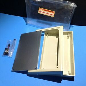 Aluminum Panel Control Controller Project Box Enclosure Case Electronic Retex