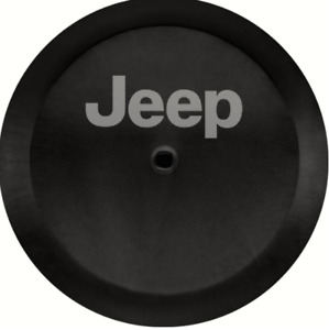 2018 2021 Spare Tire Cover Factory Mopar Jeep 33 Tires New Oem