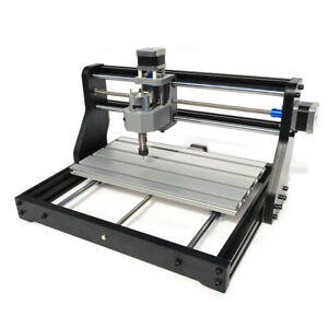 2in1 Cnc 3018 Pro Mini Woodworking Engraver Pcb 3 Axis Grbl Control Machine Er11
